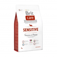 Brit Care Adult Sensitive Vanat si Cartof, 3 kg