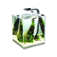 Acvariu Aquael Shrimp Smart 20, 20 litri, Negru