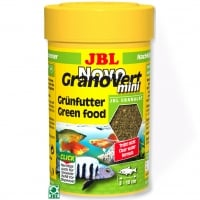 Hrana pentru pesti JBL NovoGranoVert mini Refill, 100 ml