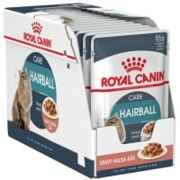 Pachet Royal Canin Hairball Care, 12 x 85 g