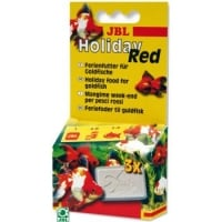 Hrana pentru pesti JBL Holiday Red, 17 g
