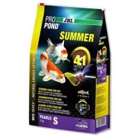 Hrana pentru Crapi Koi, JBL ProPond Summer S, 2,0 kg, 6L