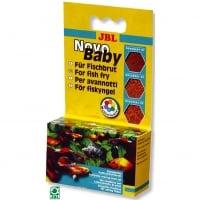 Hrana pentru pesti JBL NovoBaby, 3x10 ml