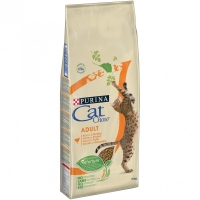 Cat Chow Adult Pui si Curcan 15 kg