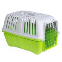 Cusca Transport MPS Metal, Verde, 48.5x31.5x33 cm
