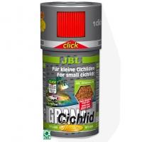 Hrana pentru pesti JBL Grana-Cichlid Click, 250 ml