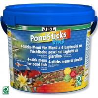 Hrana pentru pesti JBL Pond Sticks 4 in 1,  5.5 L