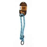 Zgarda Caine Walkit Rotund Rope M, 0.8 x 35-40 cm, Albastru