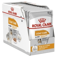 Pachet Royal Canin Coat Care Loaf, 12 X 85 g