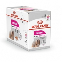 Pachet Royal Canin Exigent Loaf, 12 X 85 g