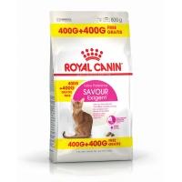 Royal Canin Exigent Savour Sensation 400 g + 400 g Gratuit