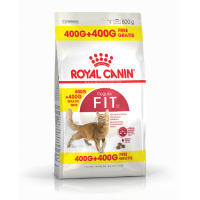 Royal Canin Fit 32, 400g + 400g Cadou