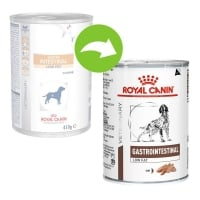 Conserva Royal Canin Gastro Intestinal Low Fat Dog 410 g