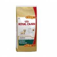 Royal Canin Golden Retriever Junior 12 Kg + 2 Kg Cadou