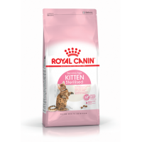 Royal Canin Kitten Sterilised 400 g + 400 g