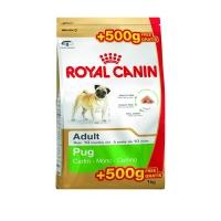 Royal Canin Pug (Mops) Adult 500 g + 500 g Gratuit
