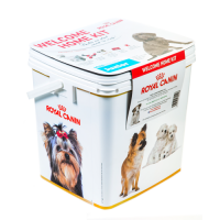 Royal Canin Medium Junior Welcome Home Kit