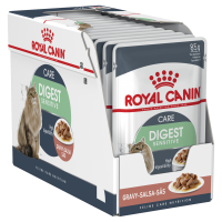 Pachet Royal Canin Digest Sensitive, 12 x 85 g