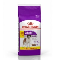 Royal Canin Giant Adult 15kg + 3kg Gratis