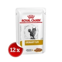 Royal Canin Felin Urinary S/O Chicken (Mig), 12 x 85g