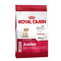 Royal Canin Medium Junior, 4 kg
