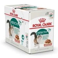 Pachet Royal Canin Instinctive +7 24 x 85 g