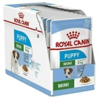 Pachet Royal Canin Mini Puppy, 12 x 85 g