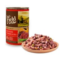 Sam's Field Dog Vita, Dovleac si Mazare, 400 g