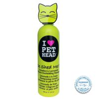 Pet Head Sampon Cat De Shed Me 354 ml