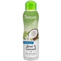 Sampon TropiClean cu Lime si Cocos, 355 ml