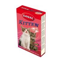 Supliment Nutritiv Sanal Kitten 30 g