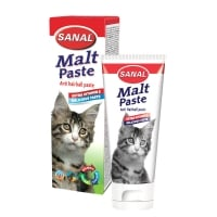 Sanal Pasta de Malt Anti-Hairball, 100 g