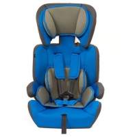 Scaun Auto Juju Safe Rider, 9 - 36 Kg, Albastru/Gri