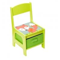 Scaun pentru copii U-GROW FOX, Verde