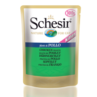 Schesir Cat Kitten Pui Fille 100 g