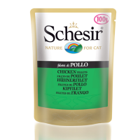 Schesir Cat Pui File 100 g