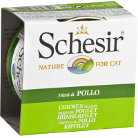 Schesir Cat Conserva Pui File in Aspic 85 g