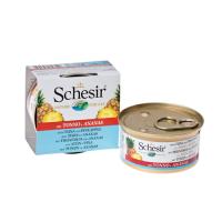 Schesir Cat Conserva Fruit Ton si Ananas 75 g