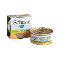 Schesir Cat Ton si Peste Oceanic in Supa 70 g