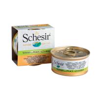 Schesir Cat Ton si Peste Oceanic in Supa 70 g