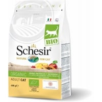 Schesir Cat Bio Adult Maintenance cu Pui, 400 g