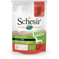 Schesir Dog Bio Adult cu Vita, 85 g