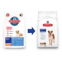 Hill's SP Canine Mature Adult 7+ cu Miel si Orez, 3 kg