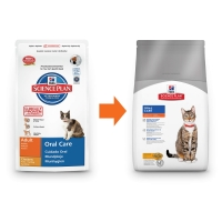 Hill's SP Feline Adult Oral Care, 5 kg