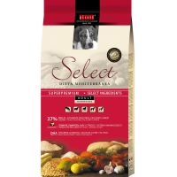 Select Adult Medium Pui si Orez 15 kg
