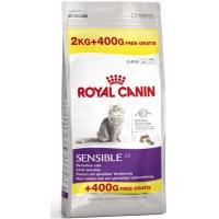 Royal Canin Sensible 33, 2 kg + 400 g Cadou