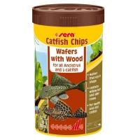 Chipsuri pentru Pesti Sera Catfish Chips 250 ml