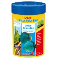 Hrana pentru pesti Sera Discus Color Blue 100 ml