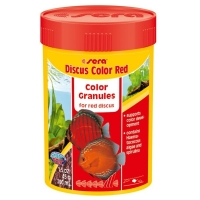 Hrana Granulata pentru Pesti Sera Discus Color Red 100 ml