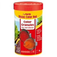 Hrana Granulata pentru Pesti Sera Discus Color Red 250 ml